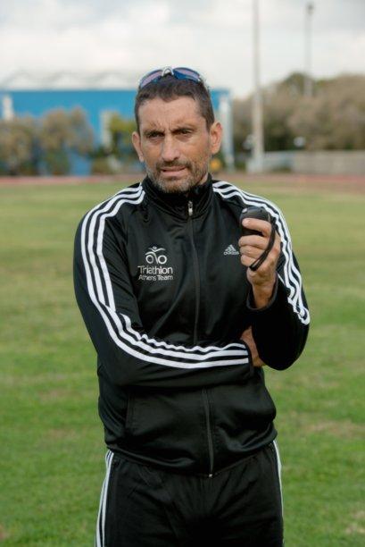 Giannis Psarelis coaching